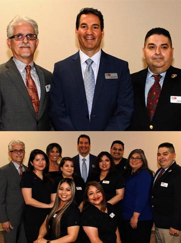 Chiropractors Fort Worth TX Mark Williams Juan Sanchez Mario Leza